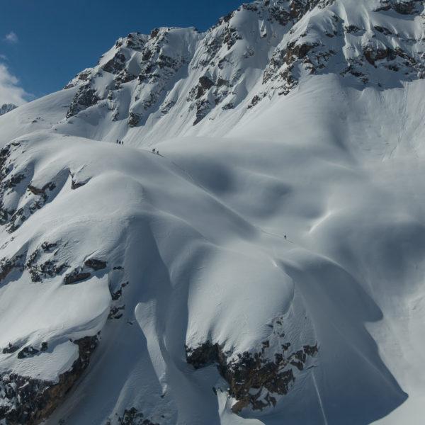 Heli-skiing in Krasnaya Polyana - Sochi | RMH