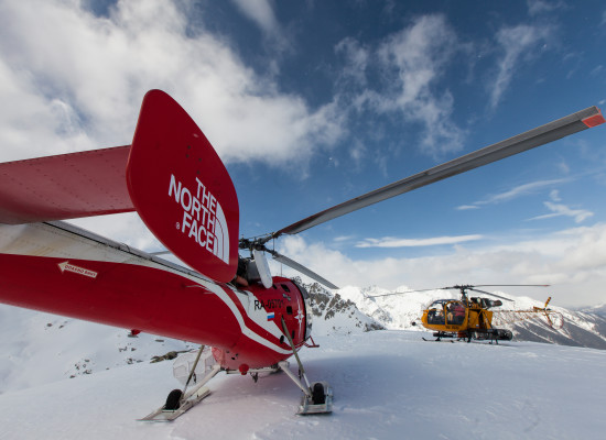 In Russian Mountain Holidays we use these helicopters for heliskiing in Russia in Northern Caucasus