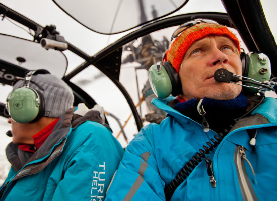 Russian Mountain Holidays Heliski Guides