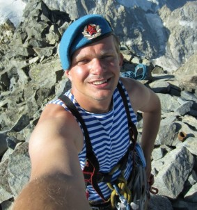 RMH Mountain Guides | Michael Semenchuk