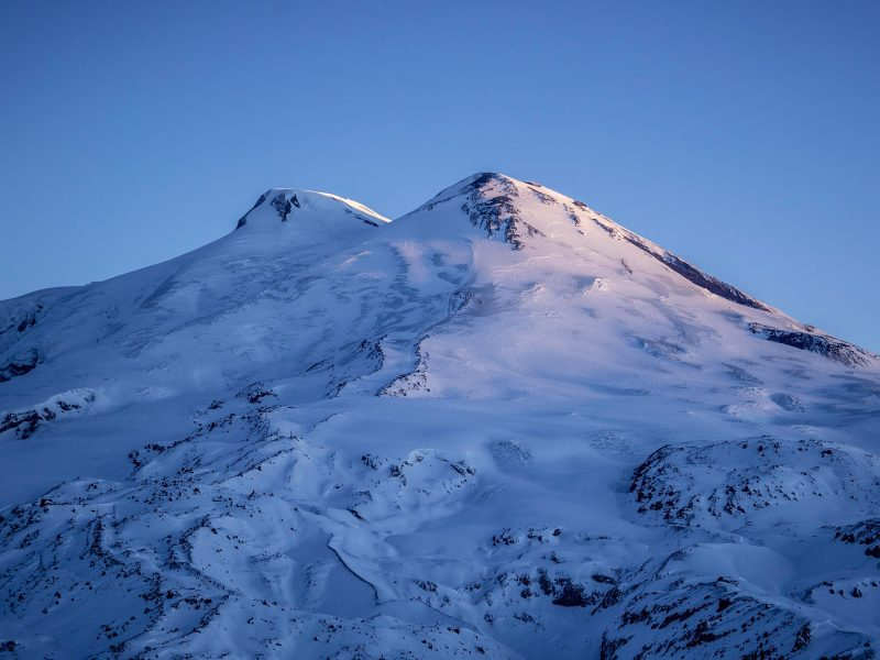 Mount Elbrus - The South Route Climb | RMH ELBRUS GUIDES (Russian Mountain Holidays)