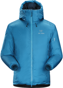 Russian Mountain Holidays | Mount Elbrus Climbing Gear List - Arcteryx firebee-ar-parka-macaw