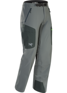 Russian Mountain Holidays | Mount Elbrus Climbing Gear List - Arcteryx Gamma MX Pant nautic-grey
