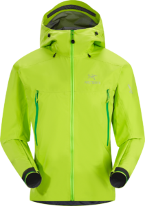 Russian Mountain Holidays | Mount Elbrus Climbing Gear List - Arcteryx Alpha SL Jacket
