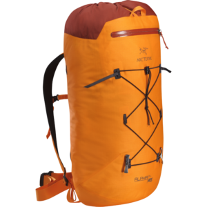 Russian Mountain Holidays | Mount Elbrus Climbing Gear List - Arc'teryx - Alpha FL 45 Backpack