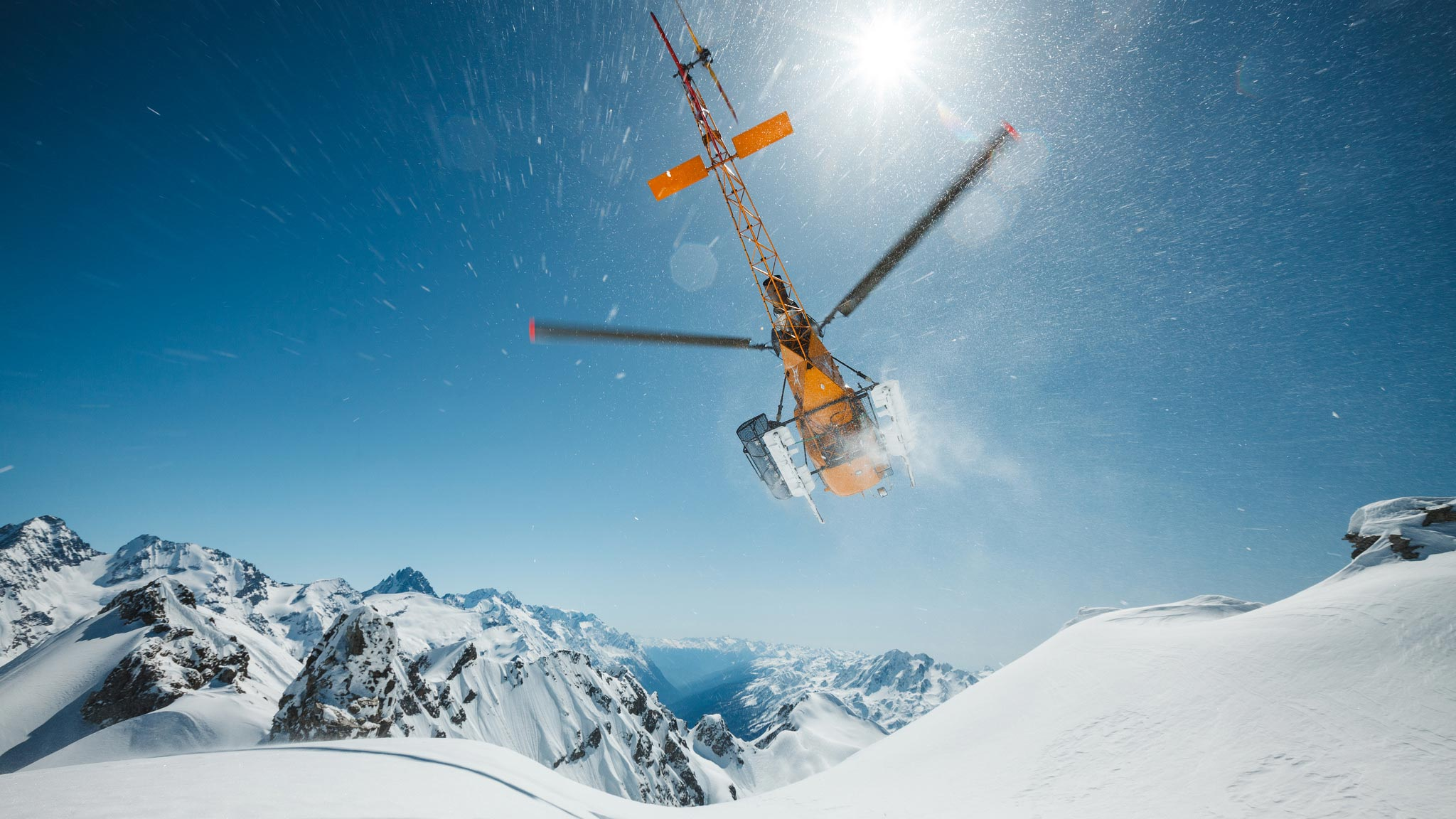 ULTIMATE HELI-SKIING IN RUSSIA WINTER 2019 / ELBRUS SAFARI