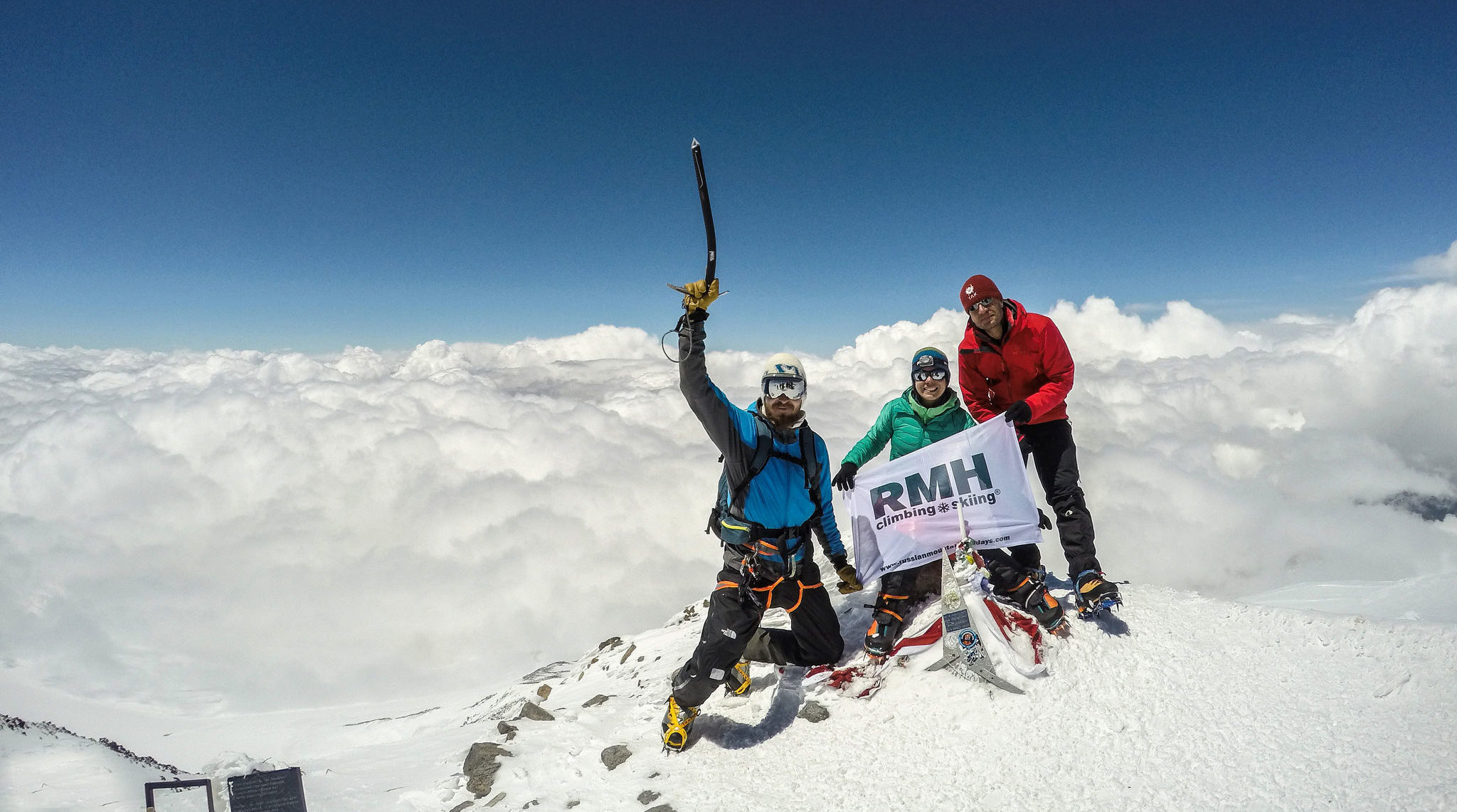 MT. ELBRUS CLIMBING ROUTES & TOURS