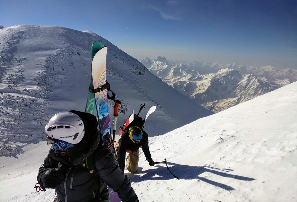 Elbrus Ski-tour via the South Route | Russian Mountain Holidays - Elbrus Guides (RMH)