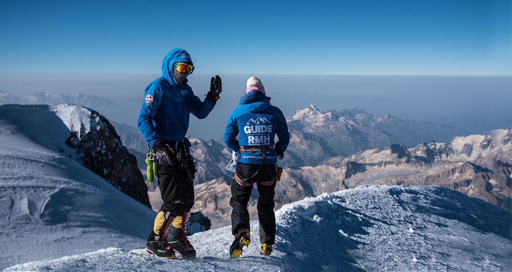 RMH ELBRUS GUIDES