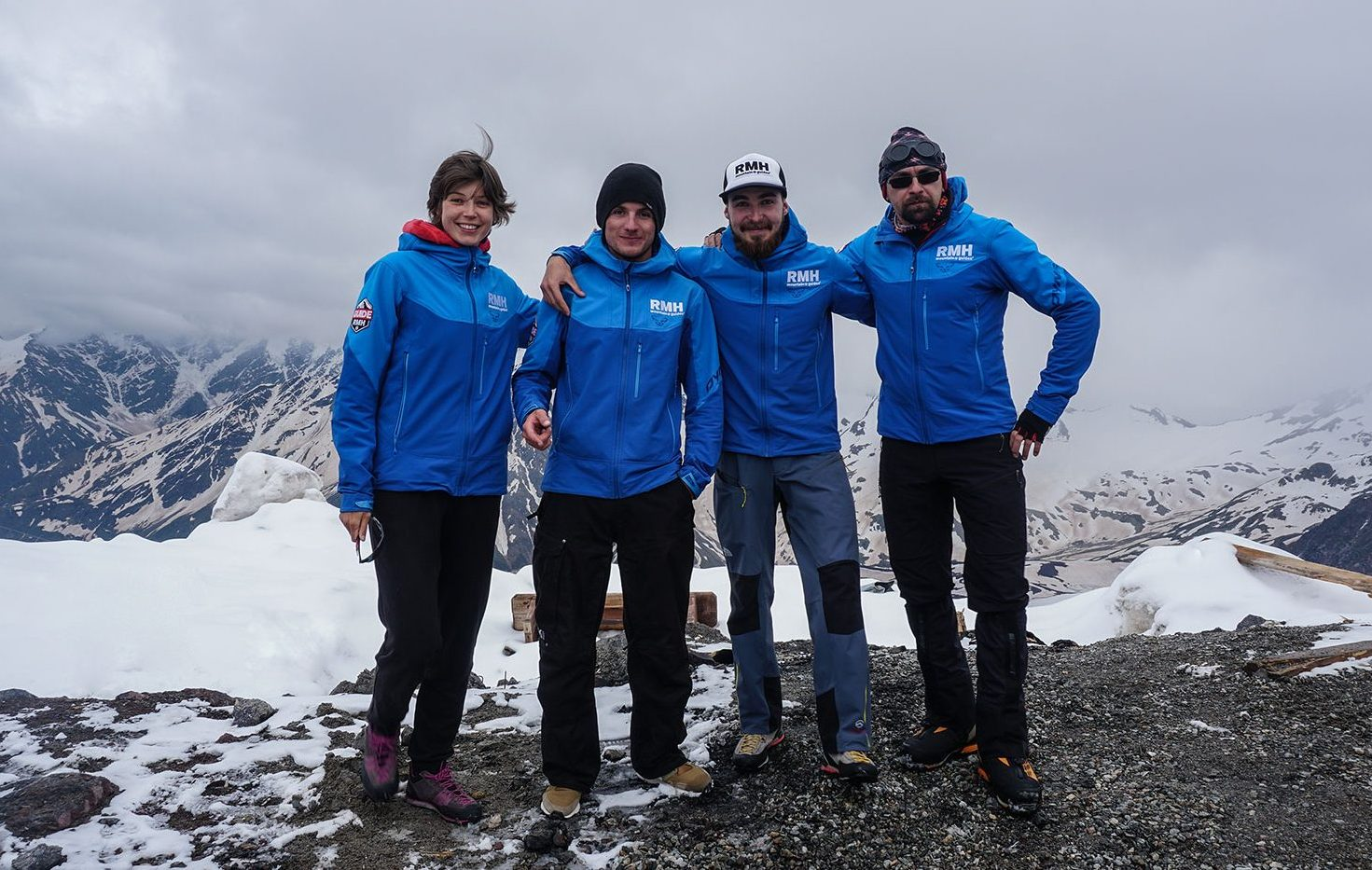 RMH Elbrus Local Guides | Russian Mountain Holidays (RMH)