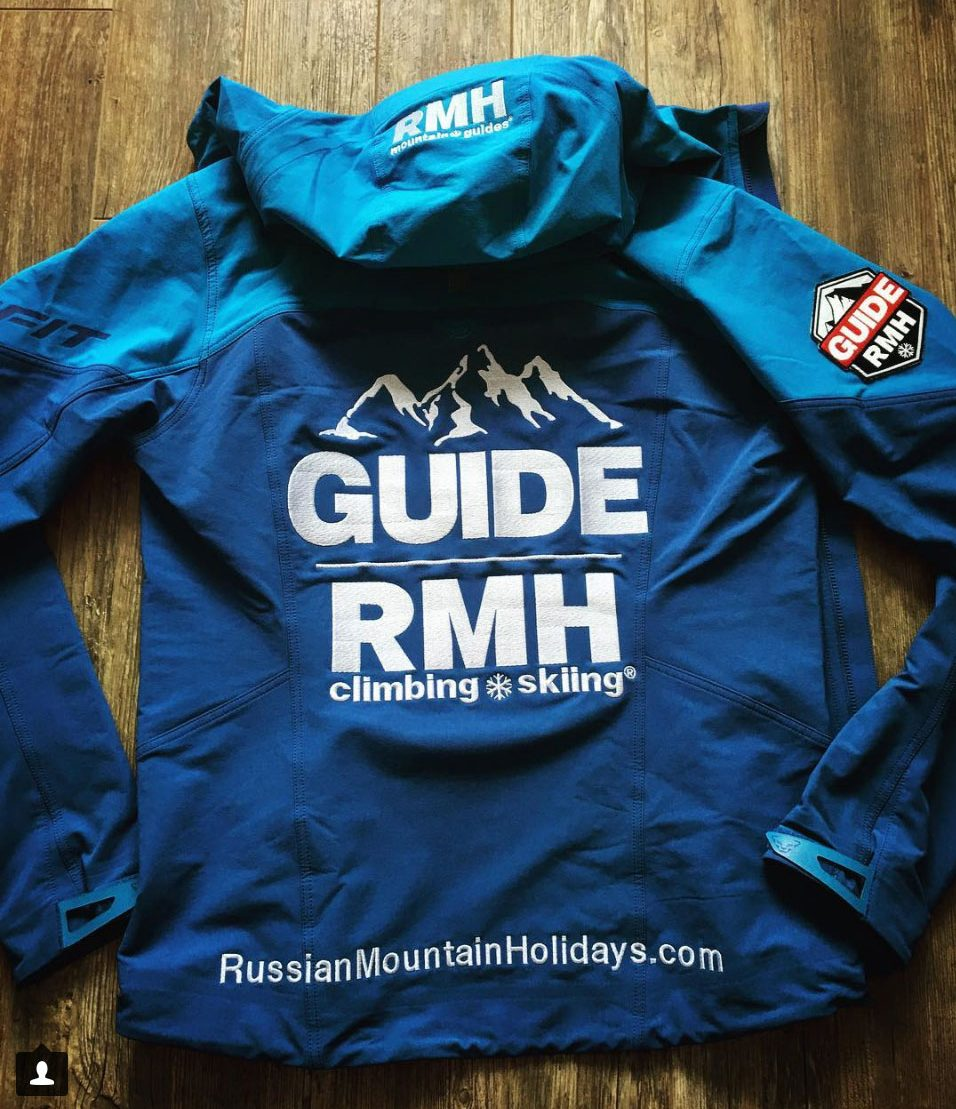 RMH Elbrus Guides | Russian Mountain Holidays (RMH)
