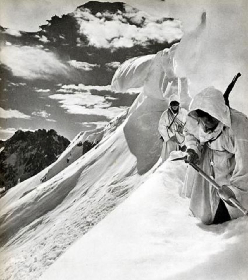 Pal Phil (1906 – 1984). Elbrus Guides. The Battle for Mount Elbrus | Russian Mountain Holidays (RMH) - Elbrus Guiding History.