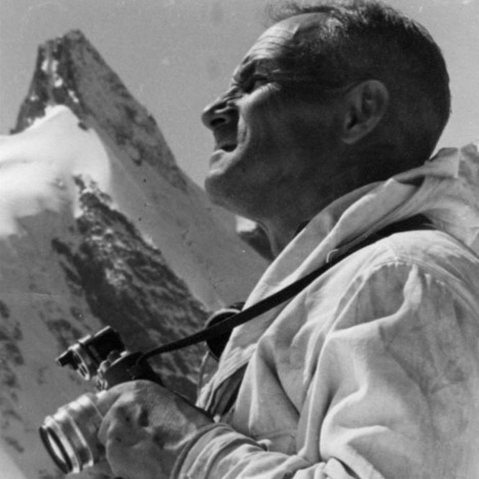 Pal Phil (1906 – 1984) – RMH Elbrus Guides. The Legendary Man. The Legendary Climber | Russian Mountain Holidays (RMH) – Elbrus Guiding History.