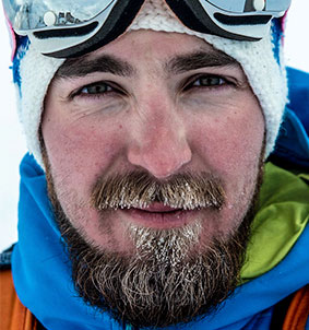 Vitaly Stegno - RMH CEO and Lead Guide | Russian Mountain Holidays - Elbrus Local Guides (RMH)